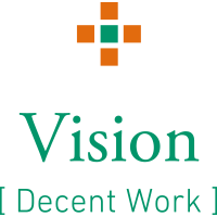 Vision[ Decent Work ]